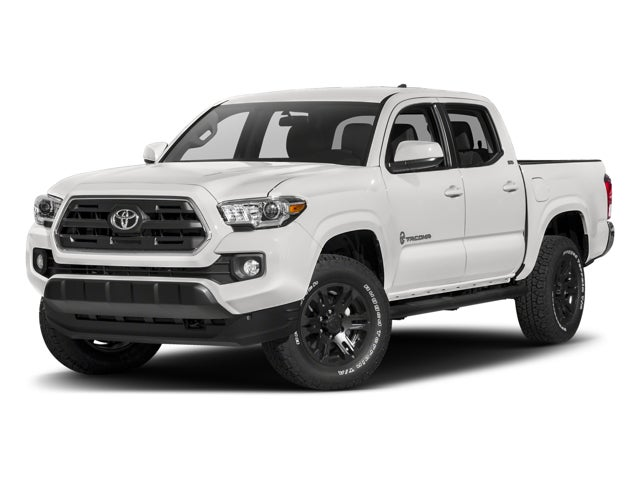 2018 Toyota Tacoma Sr5 In Beaumont Tx Beaumont Toyota