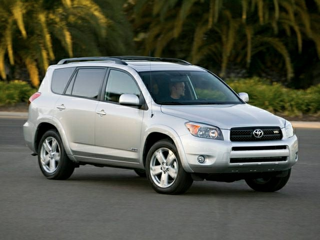 Exceptional 2008 Toyota RAV4 Sport In Beaumont , TX   Kinsel Toyota