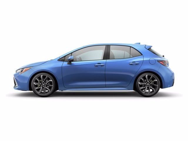 2019 toyota corolla hatchback xse in beaumont tx beaumont toyota